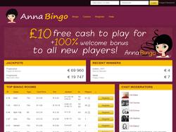 Play Anna Bingo Now