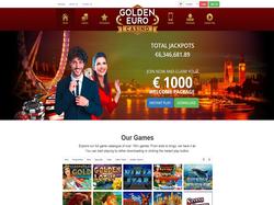 online casino euro golden casino online
