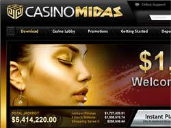 Play Casino Midas.com Now
