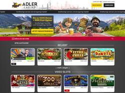 Play Adler Casino Now