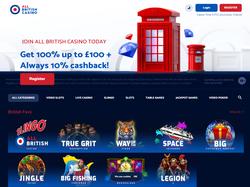 Play All British Casino Now