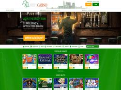 Play All Irish Casino Now