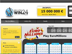 Play MillionWin24 Now
