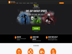 Play DraftKings Now