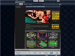 Play Camasino Casino Now