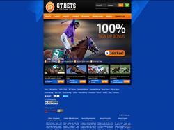 Play GTbets Racebook Now