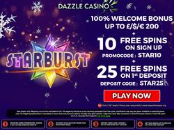 Play Dazzle Casino Now