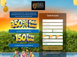 Play Black Lotus Casino Now