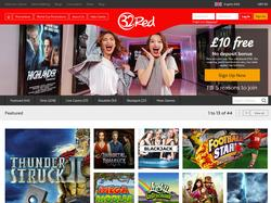 Play 32Red Online Casino Now