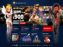 Play EuroFortune Casino Now