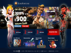 Play EuroFortune Casino Now