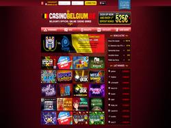 Play CasinoBelgium.be Now