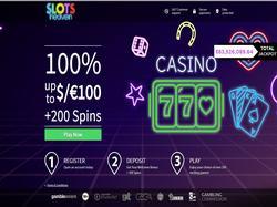 Play Slots Heaven Now