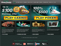 Play Dover Downs Hotel & Casino Online Now