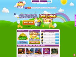 Play Shiny Bingo Now