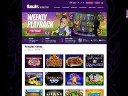 Play HarrahsCasino.com Now