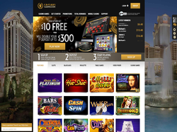 Play CaesarsCasino.com Now