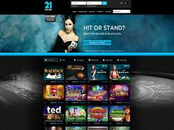 Play 21.co.uk Casino Now
