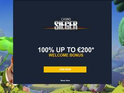 Play Casino Sieger Now