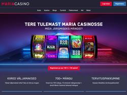 Play Maria Casino Estonia Now