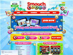 Play Smooch Bingo Now