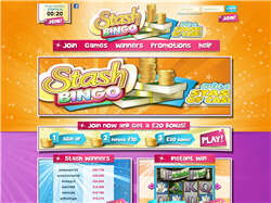 Play Stash Bingo Now