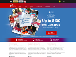 Play Virgin Casino Now