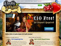 Play Castle Jackpot Now