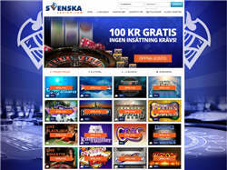 Play Svenska Casino Now