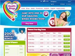 Play Health Bingo Now