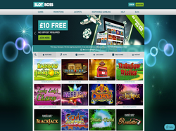Play Slot Boss Now