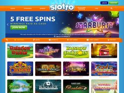 Play Slotto Now