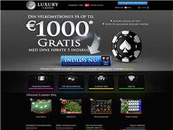 Play Luxury Casino - Denmark Now