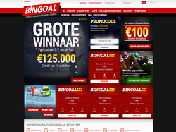 Play Bingoal Now