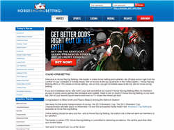Play Horse Racing Betting Now