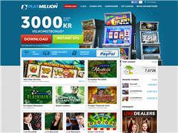 Play PlayMillion Casino - Denmark Now