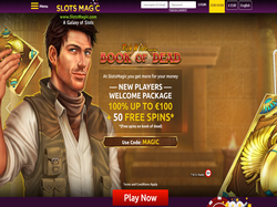 Play SlotsMagic Now