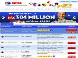 Play OSA Lotteries Now