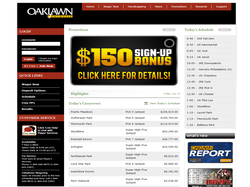 Play Oaklawn Anywhere Now